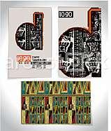Ancient Business card design LETTER d