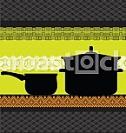 Pan illustration