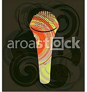 Abstract microphone
