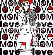 mom love