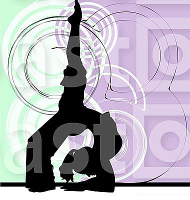 Yoga Illustration