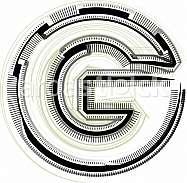 Font Illustration Letter G