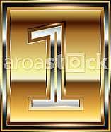 Ingot Font illustration Number 1