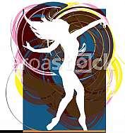 Ballet illustration