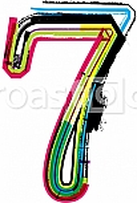 Font illustration number 7