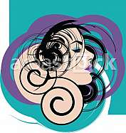 Woman vector illustration
