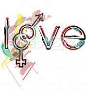 Love symbols