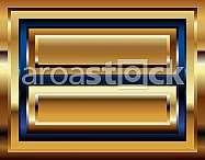 Golden Font Symbol