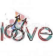 Gay love symbols