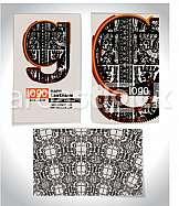 Ancient Business card design LETTER g