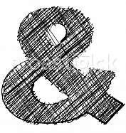 Hand draw font