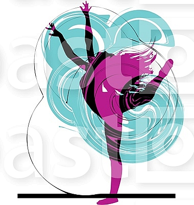 Ballet illustration