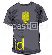 Tshirt id illustration