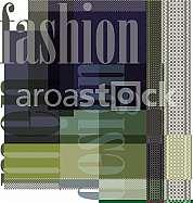 Fashion men design background. Vector illustration