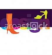Design Shoes illustration