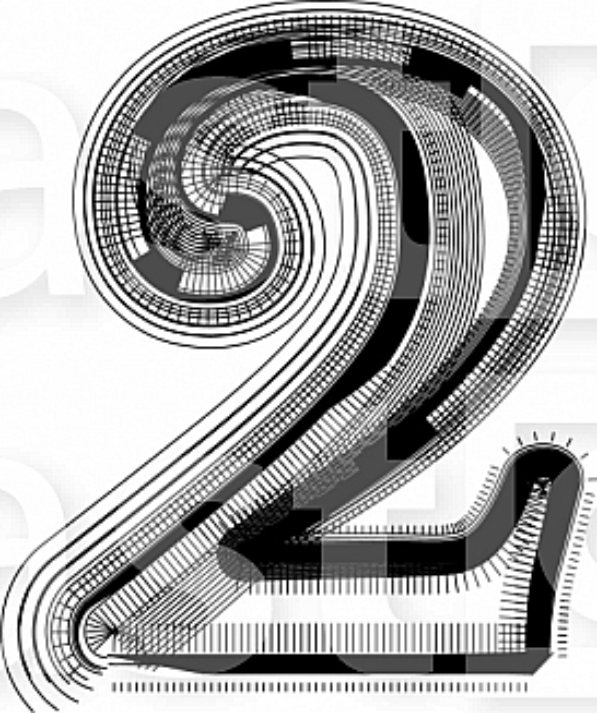 Font illustration number 2
