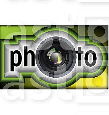 Professional photo lens