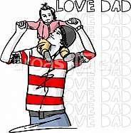 Dad love