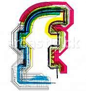 Technical typography