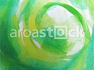 Colorful Abstract watercolor painted vector background